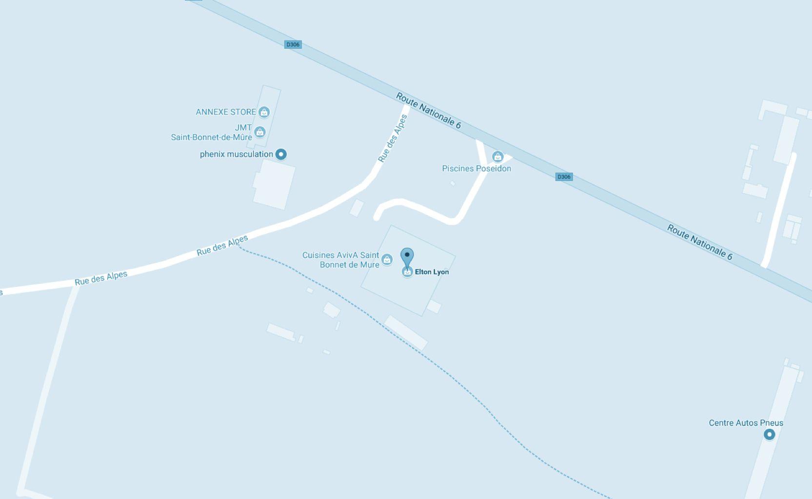 Map Elton